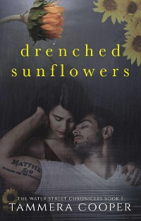 Cover Drenched Sunflowers