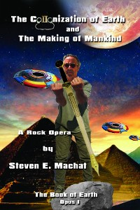 Cover The Colonization of Earth and the Making of Mankind