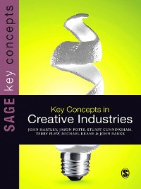 Cover Key Concepts in Creative Industries