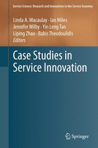 Cover Case Studies in Service Innovation