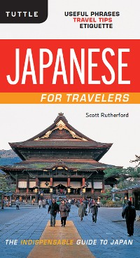 Cover Japanese for Travelers