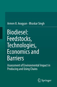 Cover Biodiesel: Feedstocks, Technologies, Economics and Barriers