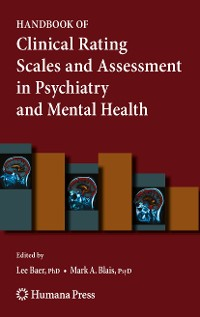 Cover Handbook of Clinical Rating Scales and Assessment in Psychiatry and Mental Health