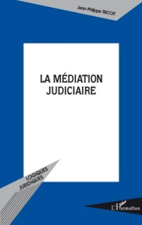 Cover Mediation judiciaire La
