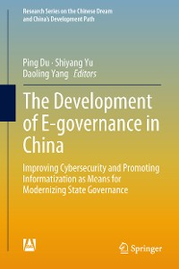 Cover The Development of E-governance in China