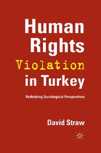 Cover Human Rights Violation in Turkey