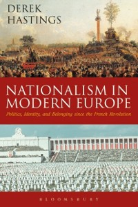 Cover Nationalism in Modern Europe