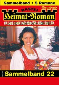 Cover Heimat-Roman Treueband 22 - Sammelband