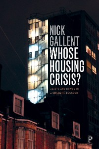 Cover Whose Housing Crisis?