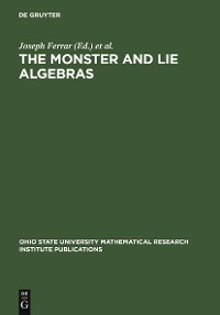 Cover The Monster and Lie Algebras