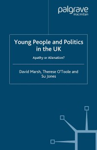 Cover Young People and Politics in the UK