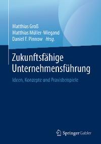 Cover Zukunftsfähige Unternehmensführung