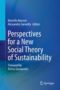 Cover Perspectives for a New Social Theory of Sustainability