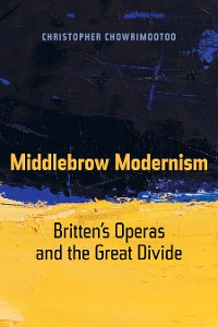 Cover Middlebrow Modernism