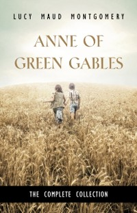 Cover Anne Of Green Gables Complete 8 Book Set