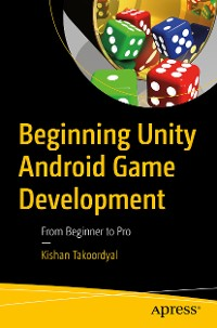 Cover Beginning Unity Android Game Development