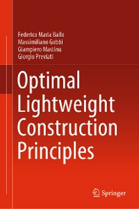 Cover Optimal Lightweight Construction Principles
