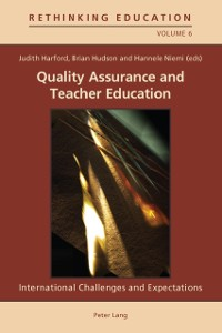 Cover Quality Assurance and Teacher Education