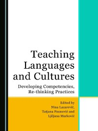 Cover Teaching Languages and Cultures