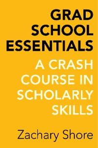 Cover Grad School Essentials