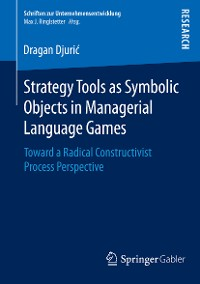 Cover Strategy Tools as Symbolic Objects in Managerial Language Games