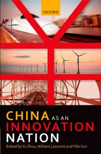 Cover China as an Innovation Nation