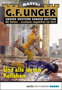 Cover G. F. Unger Sonder-Edition 176 - Western