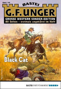 Cover G. F. Unger Sonder-Edition 190 - Western