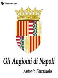 Cover Gli Angioini di Napoli
