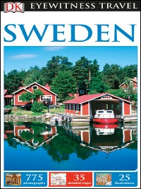 Cover DK Eyewitness Travel Guide Sweden