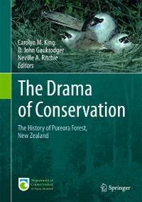Cover The Drama of Conservation