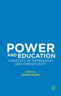 Cover Power and Education