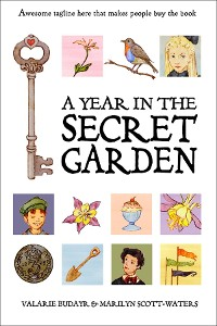 Cover A Year in the Secret Garden