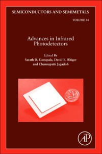 Cover Advances in Infrared Photodetectors
