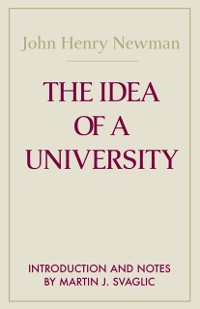 Cover Idea of a University, The