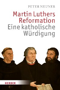 Cover Martin Luthers Reformation