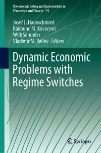 Cover Dynamic Economic Problems with Regime Switches