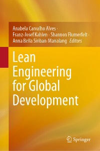 Cover Lean Engineering for Global Development