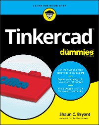 Cover Tinkercad For Dummies