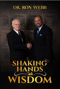 Cover Shaking Hands with Wisdom