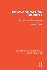 Cover Post-Education Society