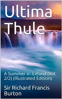 Cover Ultima Thule; vol. 2/2 / or A Summer in Iceland