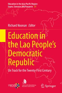 Cover Education in the Lao People's Democratic Republic