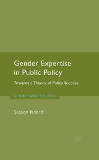 Cover Gender Expertise in Public Policy