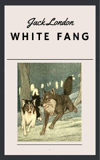 Cover Jack London - White Fang