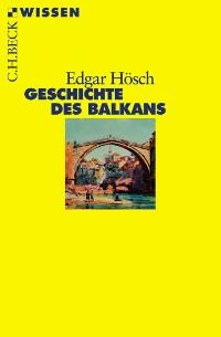 Cover Geschichte des Balkans
