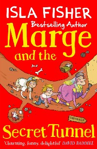 Cover Marge and the Secret Tunnel