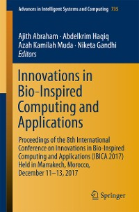 Cover Innovations in Bio-Inspired Computing and Applications