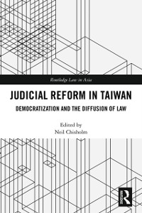 Cover Judicial Reform in Taiwan