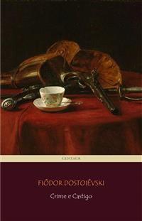 Cover Crime e Castigo